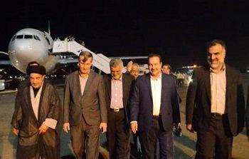 وزیر جهاد کشاورزی وارد فارس شد