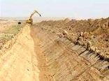 روند پیشرفت طرح شبکه های فرعی آبیاری و زهکشی شمالغرب کشور در استان بررسی شد