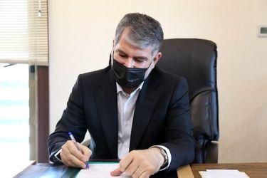 اولین روز کاری سید جواد ساداتی نژاد در وزارت جهاد کشاورزی