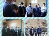 بازدید نماینده مردم حوزه جنوب استان از پروژه های آبرسانی شهرستان بدره