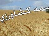 تأخیر پرداخت خسارت کشاورزان، علت بیمه نکردن محصولات کشاورزی