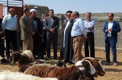 سفر رییس سازمان جهاد کشاورزی استان خراسان جنوبی به نهبندان