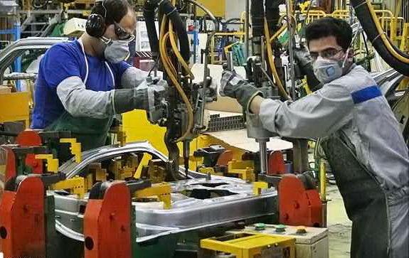 تولید انواع خودروی سواری 4.5 درصد افزایش یافت