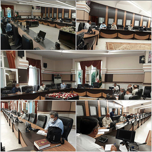 برگزاری بیست و چهارمین جلسه کمیته فنی بذر استان قزوین