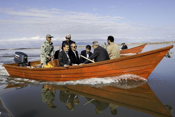 بازچرخانی آبهای شهر ارومیه و تبریز برای احیاء دریاچه ارومیه
