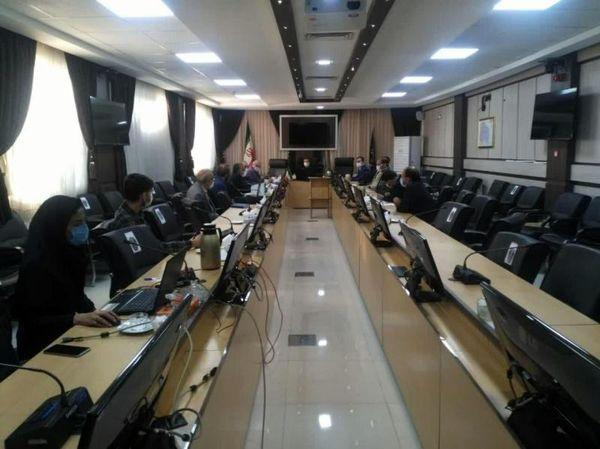 برگزاری کمیسیون رفع تداخلات سازمان جهاد کشاورزی خراسان شمالی