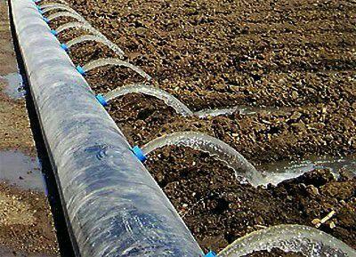انتقال آب با لوله در شهرستان سربیشه