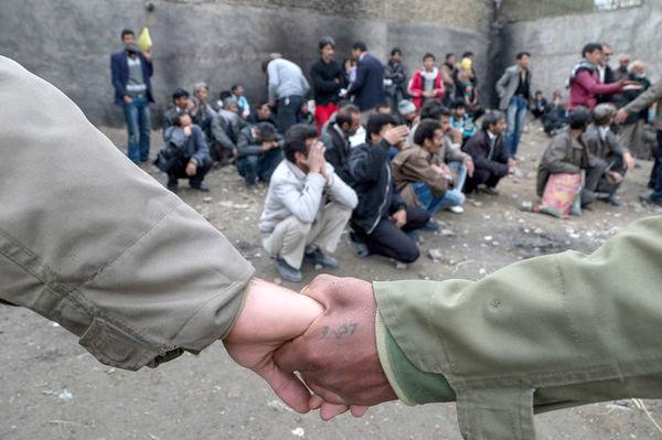 آموزش خودکفایی و اشتغال به معتادان متجاهر