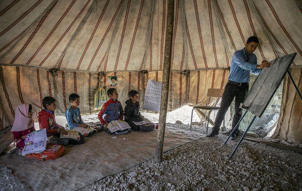 کمبود هزار و 600 معلم در مناطق عشایری