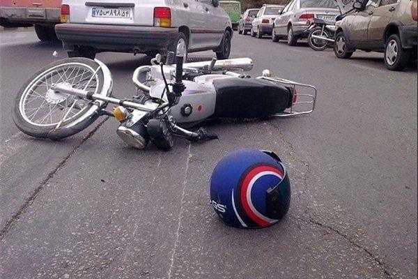 25 درصد کشتهشدگان تصادفها موتور سوار هستند