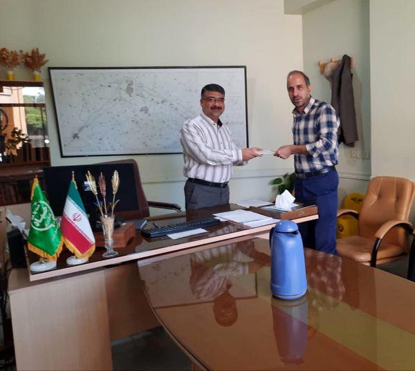 مدیر باغبانی سازمان جهاد کشاورزی استان قزوین منصوب شد