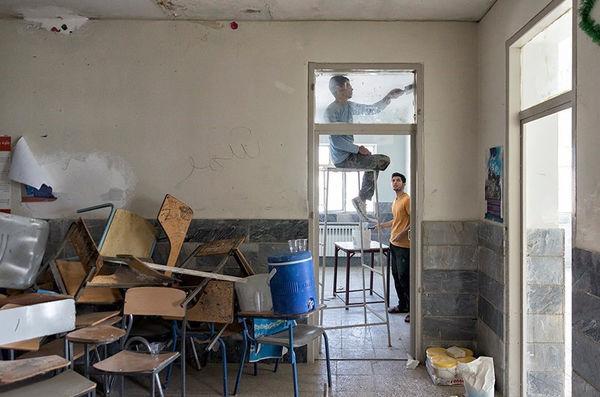تهران فرسوده ترین مدارس کشور را دارد