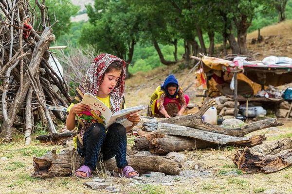 راه اندازی کتابخانههای سیار عشایری
