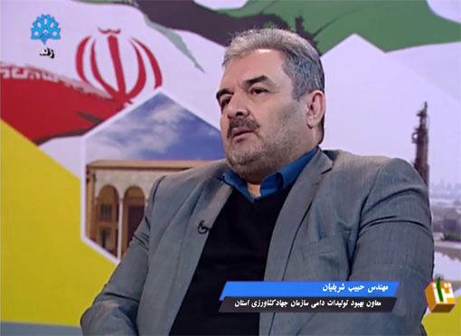 اختصاص سالیانه  5000 میلیارد ریال یارانه به زیربخش دام  در استان آذربایجان شرقی