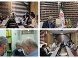جلسه هم اندیشی مدیریت امور اراضی سازمان جهاد کشاورزی با رییس دادگاههای عمومی و انقلاب قزوین