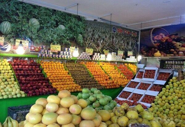 ۵ میدان میوه و تره بار تا پایان سال در مرکز پایتخت ایجاد میشود