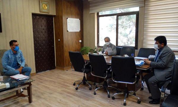 رئیس سازمان جهادکشاورزی استان آذربایجان شرقی به مشکلات 8 نفر رسیدگی کرد