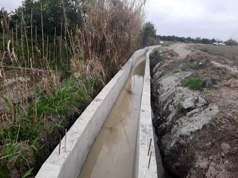 احداث 2 هزار متر کانال انتقال آب در بابل/ هزینه 11 میلیاردی دولت