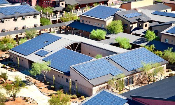 کالیفرنیا الگوی شهرها برای نصب پنل های خورشیدی