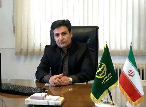 صادرات خشکبار از شهرستان مراغه به ٤٦١ تن رسید