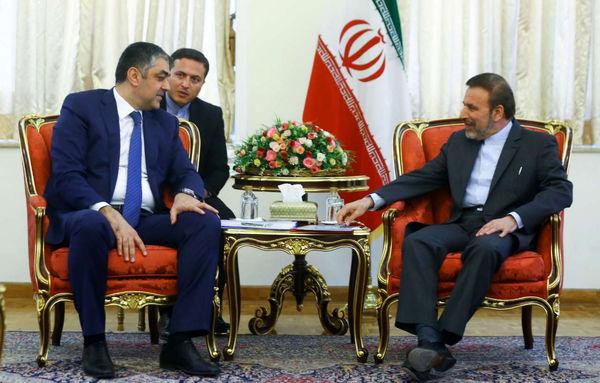 گسترش روابط تهران – باکو