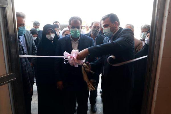 یک مجتمع دامداری گاو شیری در آبیک قزوین افتتاح شد