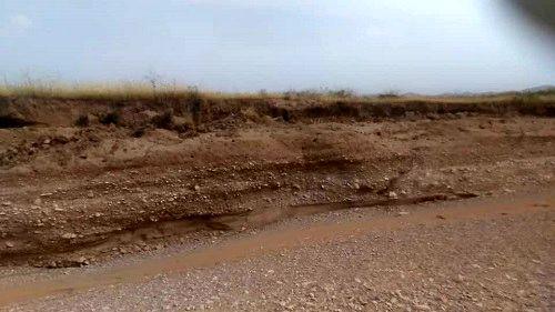 دهستان کهنویه در معرض تخریب و فرسایش
