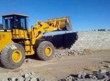 آزادسازی 240 متر مربع از اراضی ملی در مهدیشهر