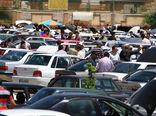 بازار خودرو پنچر شد