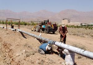 تسریع در گازرسانی به واحدهای کشاورزی فاقد گاز در قرچک