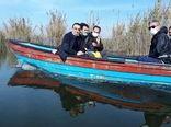 رصد و پایش پرندگان مهاجر آبزی پرور در تالاب شادگان