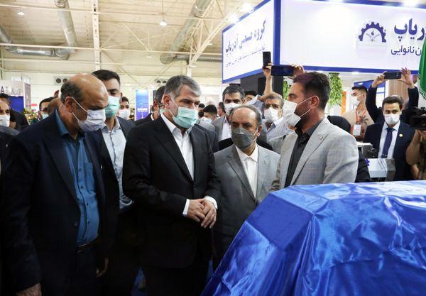 سیزدهمین نمایشگاه بینالمللی صنعت غلات، آرد و نان افتتاح شد