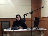 هاله فرشاد گوینده برنامه رادیویی کندیمیز آذربایجان شرقی ، گوینده برتر کشور شد