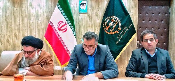 نخستین جلسه شورای رسانه سازمان جهاد کشاورزی خراسان جنوبی برگزار شد