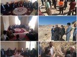 بازدید نماینده مردم در مجلس شورای اسلامی از عشایر شوهان منطقه عشایری بلوطستان