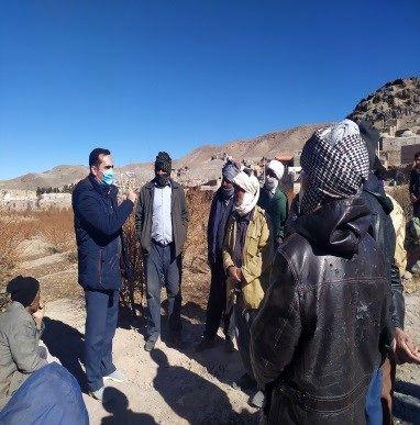 برگزاری کارگاه آموزشی تغذیه زمستانه دام، پیش آگاهی و پایش ملخ صحرایی در بیرجند