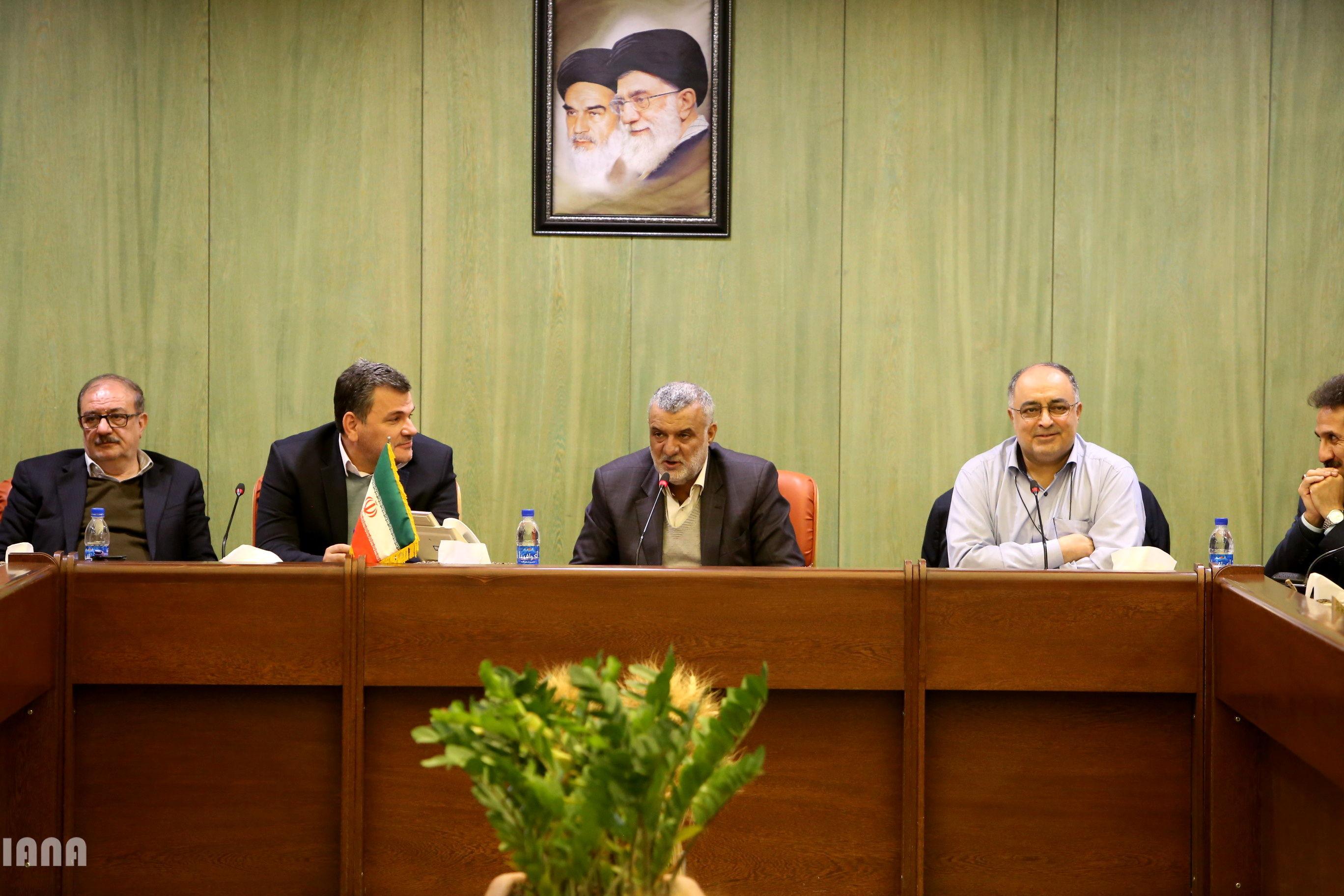 نشست ادواری وزیر جهاد کشاورزی با روسای موسسات تحقیقات کشاورزی