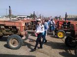 رشد 11برابری پلاکگذاری ماشینآلات کشاورزی