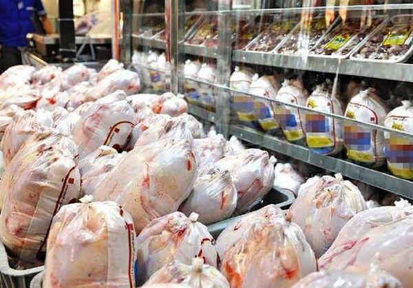 توزیع 452 تن مرغ گرم در قزوین در 4 روز