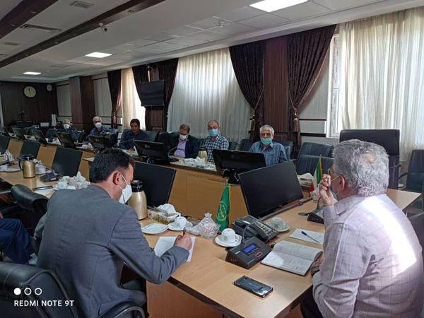 برگزاری جلسه هماهنگی با کارخانجات خوراک دام در خراسان شمالی