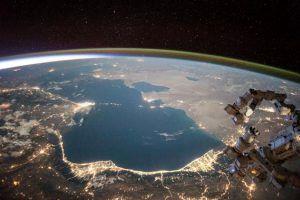 با افزایش دمای جهانی، دریاچه خزر در حال تبخیر شدن است