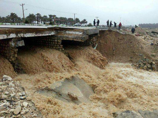 خسارت 35 میلیارد ریالی سیلاب به بندهای خاکی سمنان