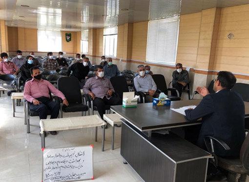 برگزاری روز انتقال تجربیات دامدار به دامدار در شهرستان بناب