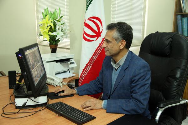 بارگذاری بالغ بر 42هزار قطعه در پایگاه اطلاعات مکانی وزارت جهاد کشاورزی