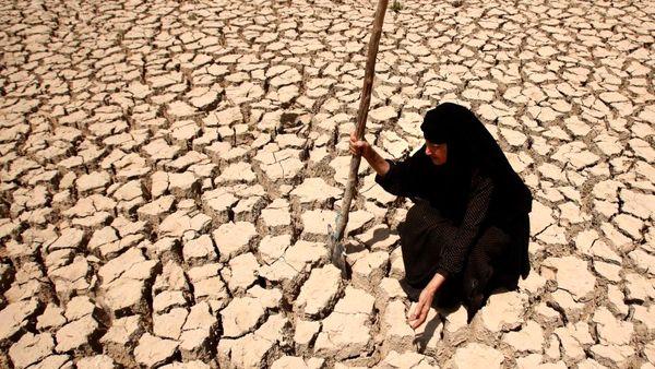 کاهش منابع آب دلیل درگیری یا عامل صلح