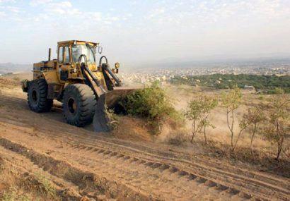 تکذیبه کلیپ مربوط به تخریب اراضی کشاورزی فارس