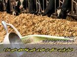 استان قزوین مشکلی در خصوص تامین نهادههای دامی ندارد
