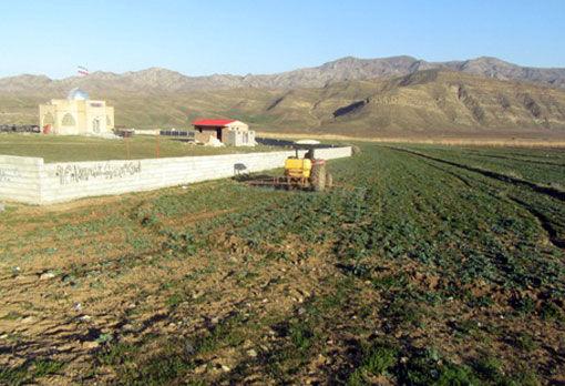 کالیبراسیون بیش از 50 دستگاه سمپاشهای بومدار پشت تراکتوری در شهرستان خداآفرین