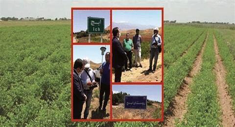 بازدید سرزده رئیس سازمان نقشهبرداری کشور از اجرای طرح کاداستر استان زنجان