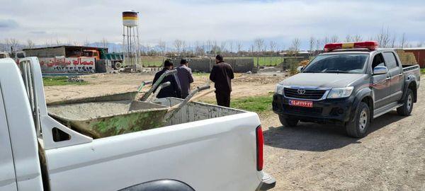 شناسایی ١٨۵ مورد تغییر کاربری غیرمجاز در اراضی کشاورزی استان البرز